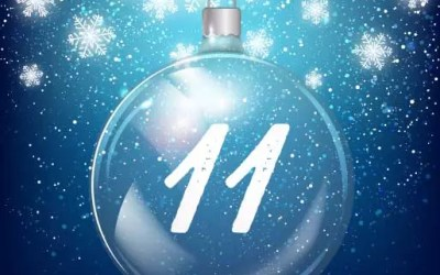 Julkalender lucka 11: Riktning, fart och fokus ut