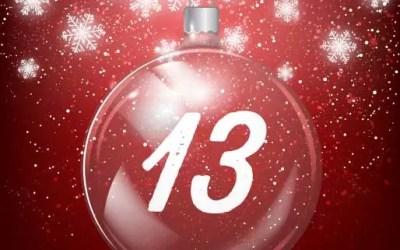 Julkalender lucka 13: Backa snyggt med hjälp av en plattform