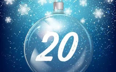 Julkalender lucka 20: Lär din hund hoppa från ett älgtorn