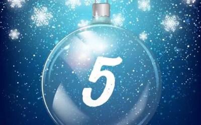 Julkalender lucka 5: Sommaren med Ellinor