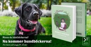 Minns du hästböckerna? Nu kommer hundböckerna!