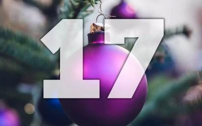 """Julkalender lucka 17: """"Han får ju inte morra på barnen!"""""""