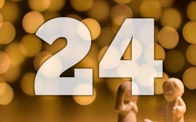 Julkalender lucka 24: God Jul!