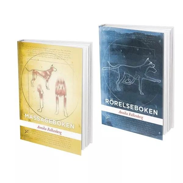 Paket: Massageboken & Rörelseboken