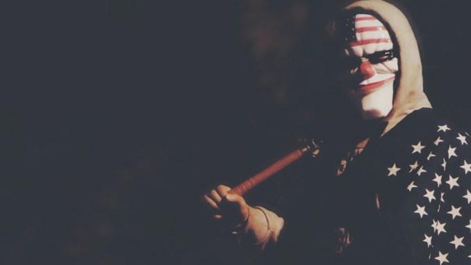 Amerikanischer Horror-Clown