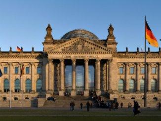 Deutscher Bundestag Berlin, Reichstagsgebäude