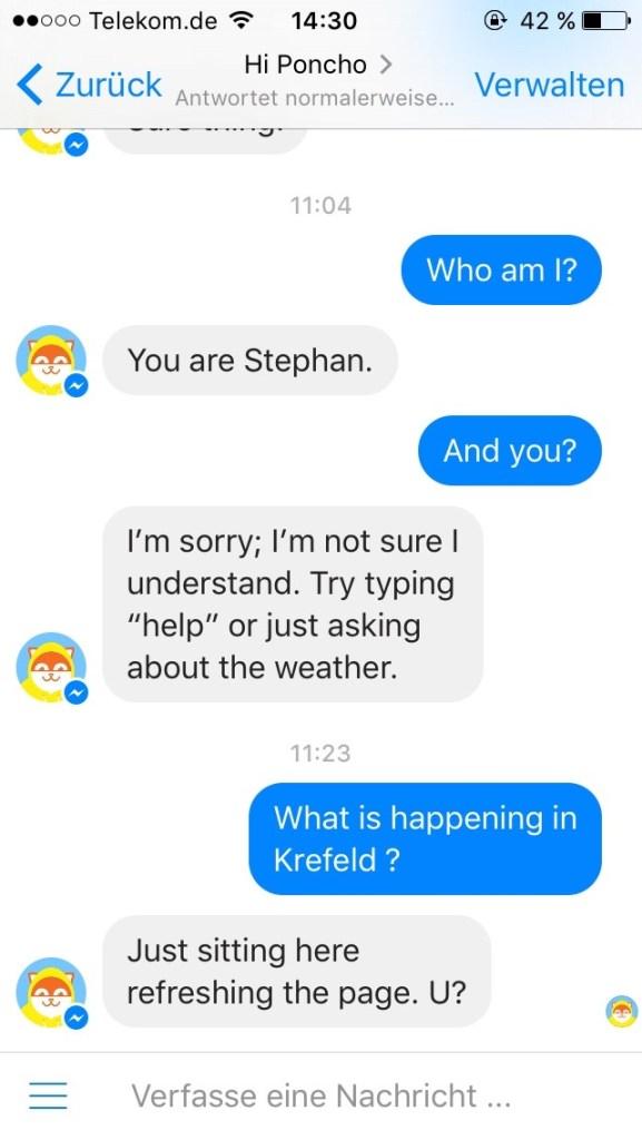 Sind Bots die neuen Apps?