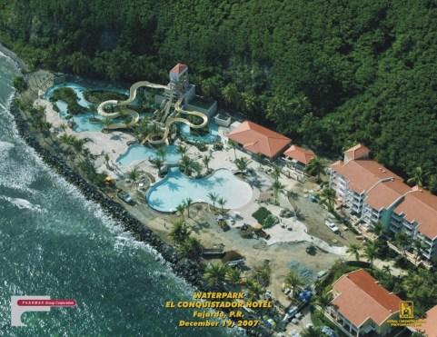 Coqui Waterpark, El Conquistador Resort, Fajardo, Puerto Rico
