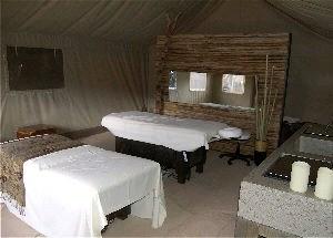 Miraval Spa Tent