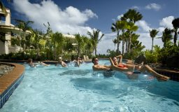 Coqui Waterpark LAzy River