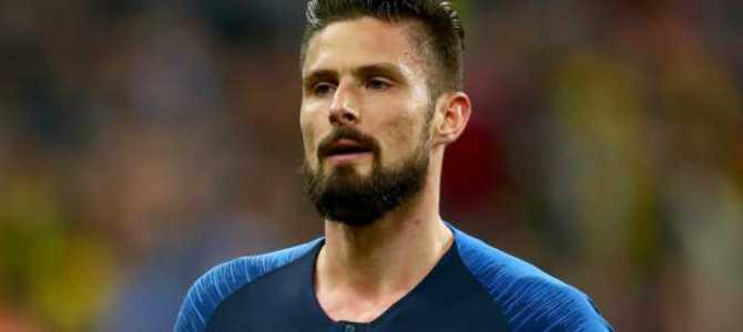 Ini Alasan Kenapa Prancis Tetap Mainkan Si Mandul Giroud
