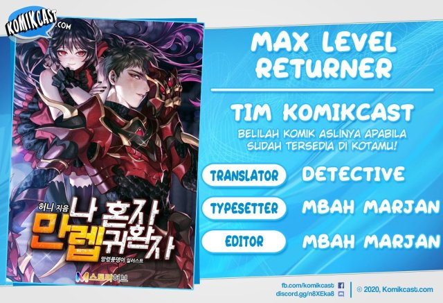 Baca Max Level Returner Chapter 3 Bahasa Indonesia - Komik Station