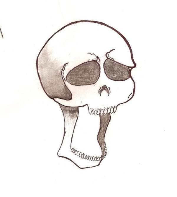 Прикольные картинки для срисовки карандашом (30 рисунков ...