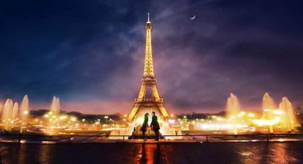 Красивые картинки города Парижа на рабочий стол 30 фото