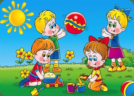 Красивые детские картинки для садика (25 фото ...