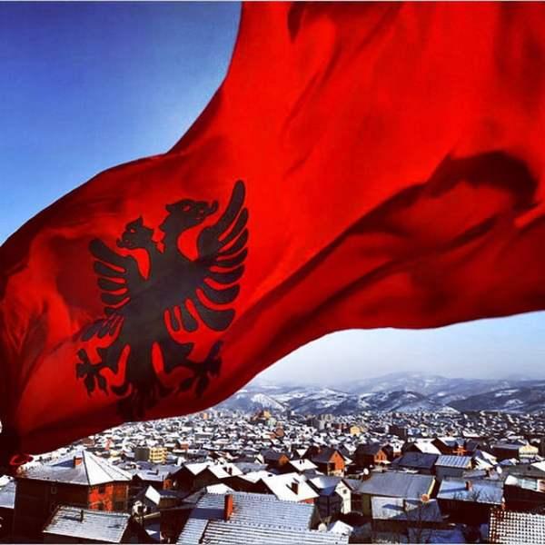 Картинки флага Албании (18 фото) • Прикольные картинки и ...