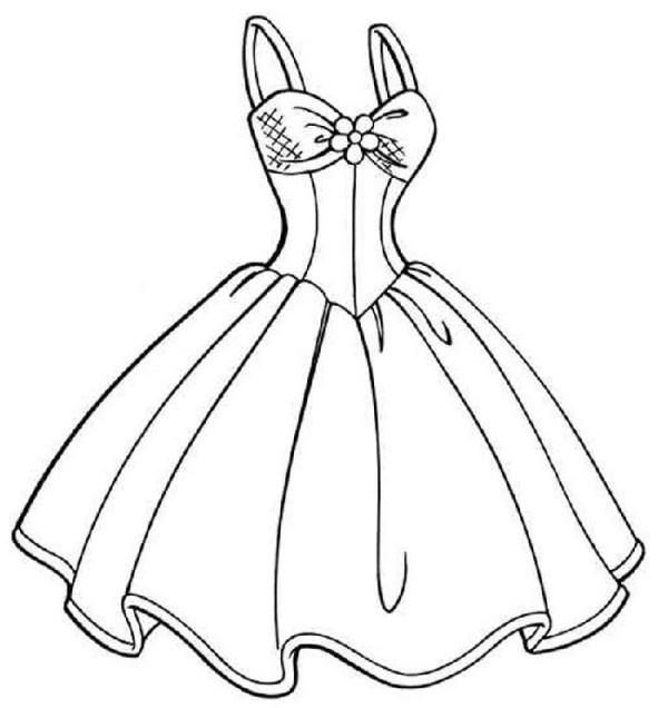 Рисунки одежды для срисовки (37 фото) • Прикольные ...