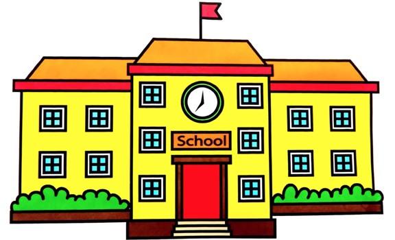 Рисунки школы для срисовки (37 фото) • Прикольные картинки ...