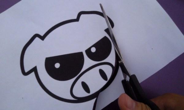Рисунки маркером для срисовки (30 фото) • Прикольные ...