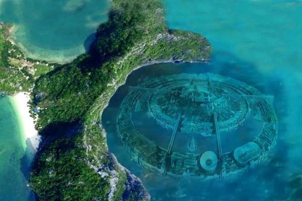 Картинки Атлантида (30 фото) • Прикольные картинки и позитив