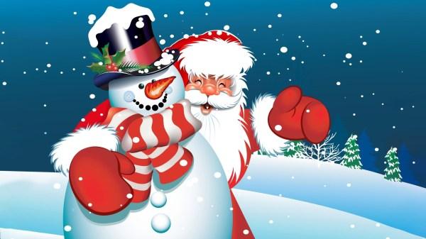 Дед Мороз - красивые картинки (40 фото)