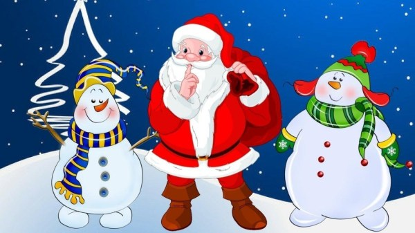 Дед Мороз - красивые картинки (40 фото) • Прикольные ...