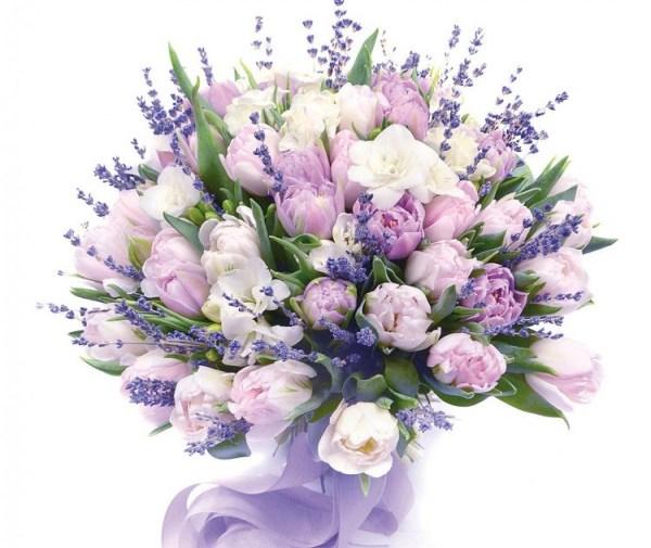 Букеты цветов - красивые картинки (40 фото) • Прикольные ...