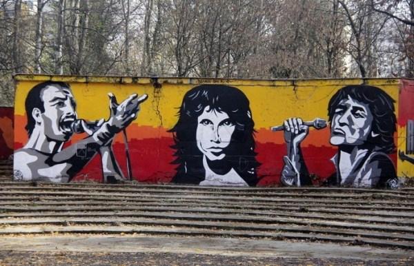 Картинки граффити (37 фото) • Прикольные картинки и позитив