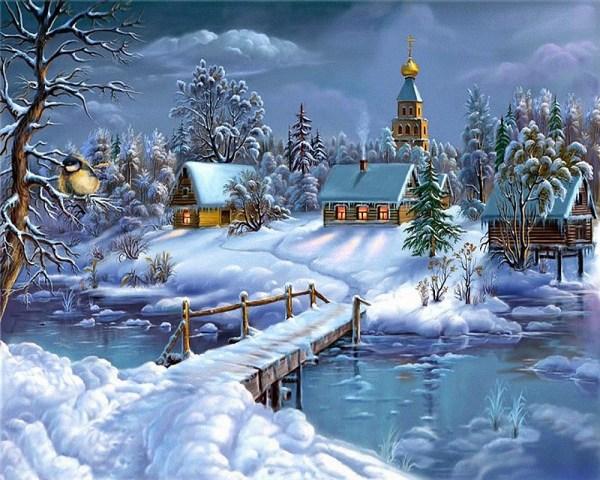 Картинки зимняя сказка (37 фото) • Прикольные картинки и ...
