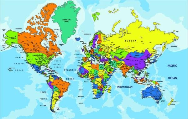 Картинки карта мира (37 фото) • Прикольные картинки и позитив