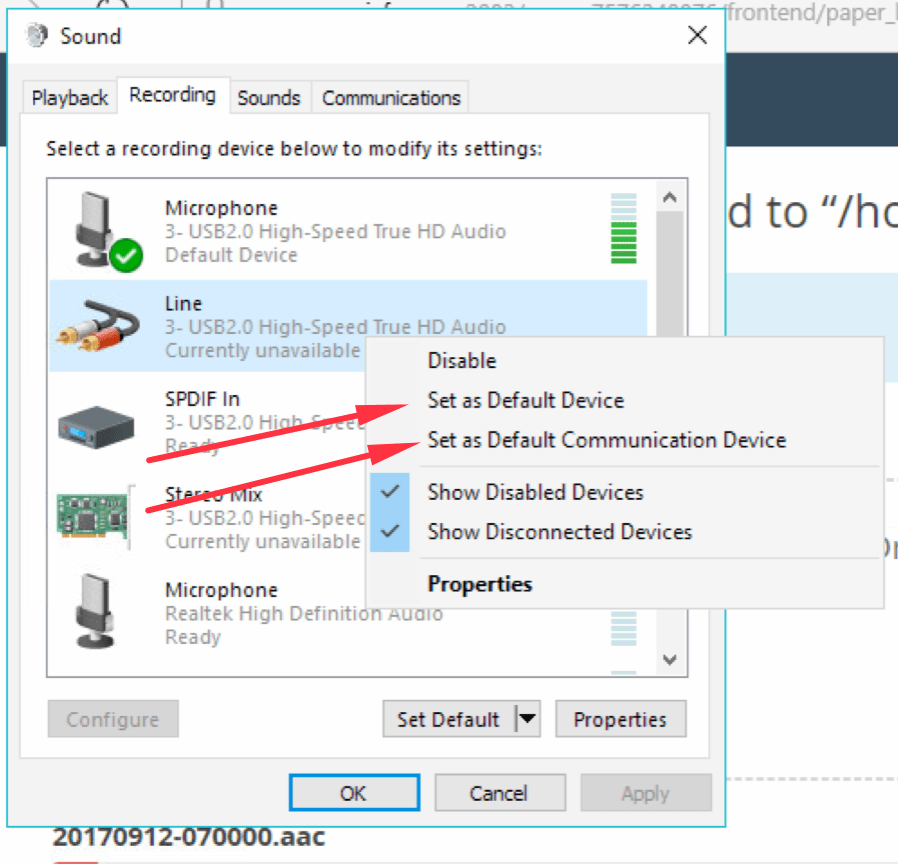 Cara Setting Soundcard USB Sebagai Input Radio Streaming