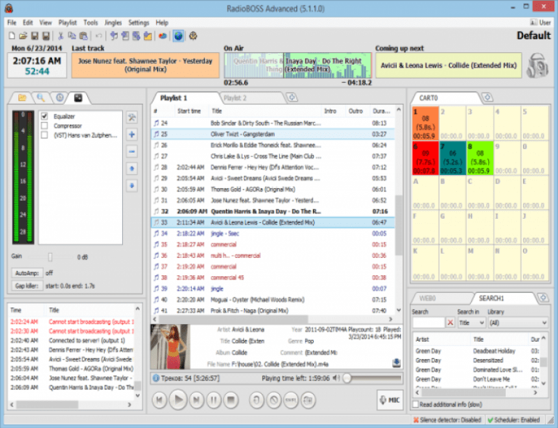 Software Untuk Radio Broadcasting dan Streaming