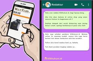 CURKUM #49 TIPS BELANJA ONLINE YANG AMAN MENURUT HUKUM