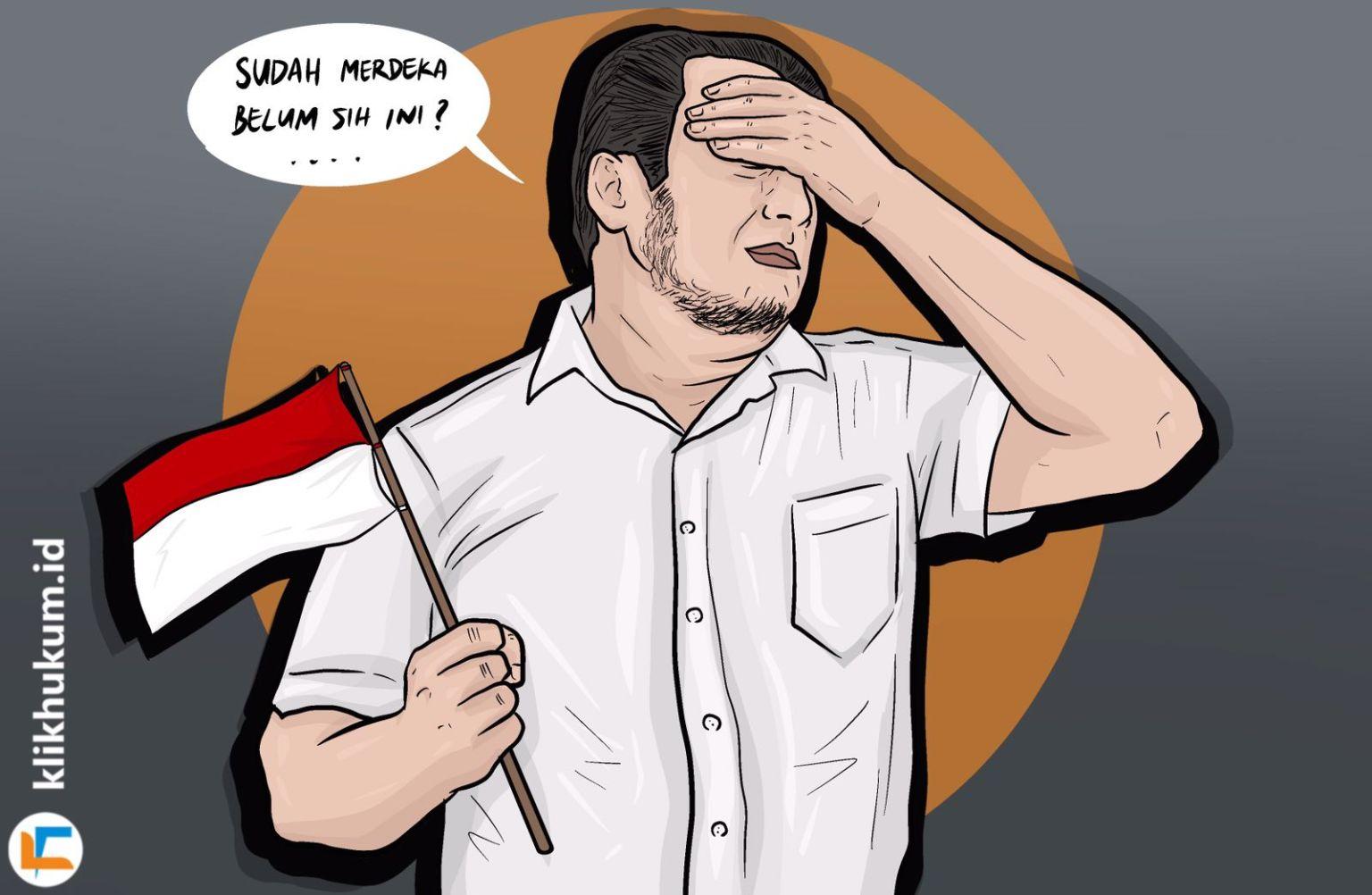INDONESIA MERDEKA?