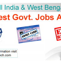 Latest Govt Jobs, Exam Results & Admit Cards etc. Advt.