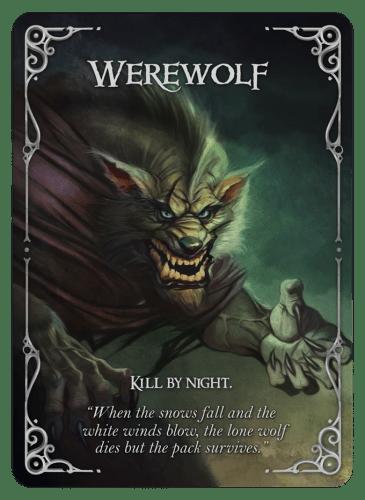 cara main werewolf telegram