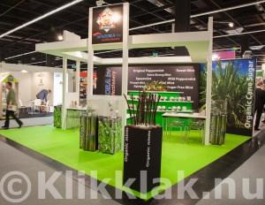 ISM zoetwarenbeurs stands Keulen 2015 Senzora