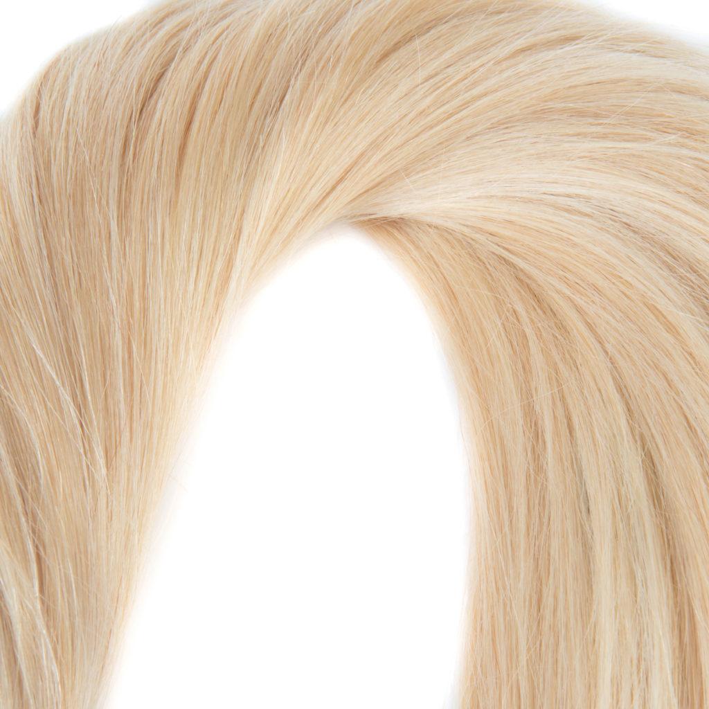 hairextensions productfotografie bestemd voor webshop kleur 613 Remy