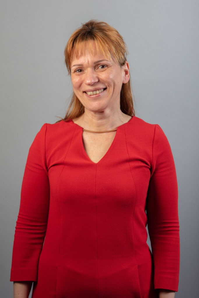 Profielfotodag Mija zonder visagie
