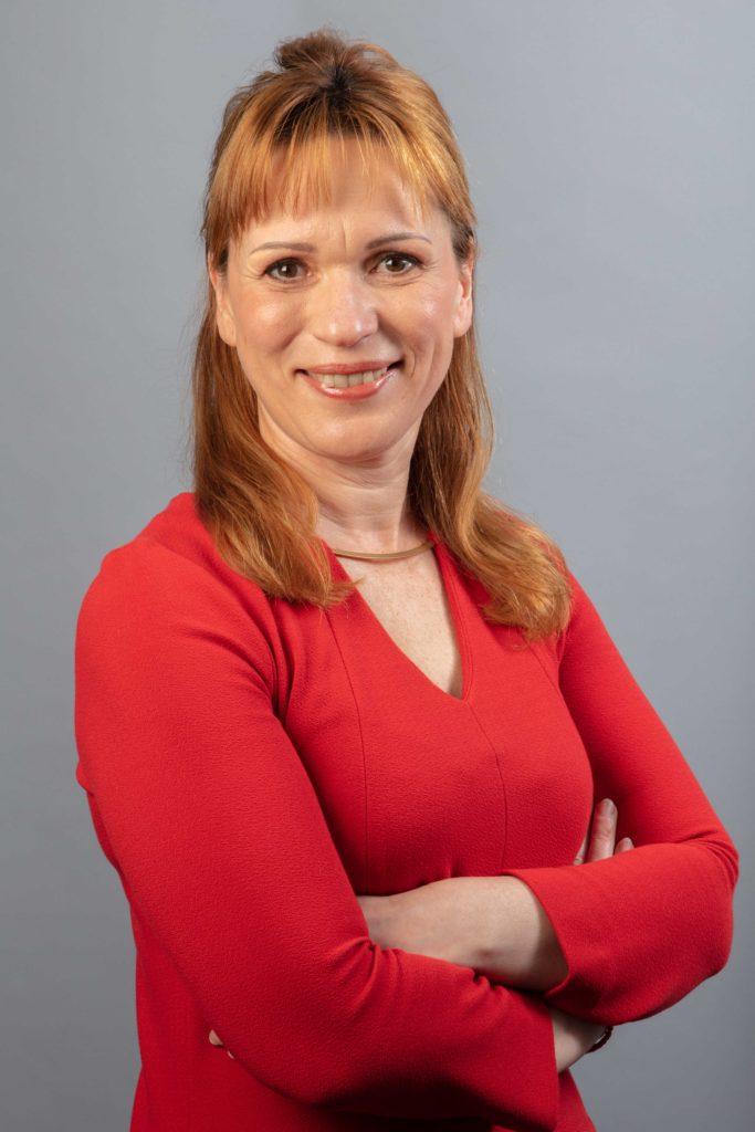 Profielfotodag Mija met visagie