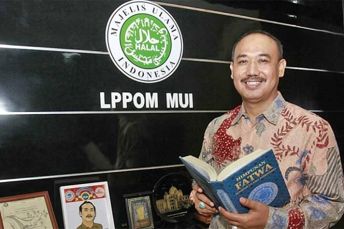 Direktur LPPOM MU Lukmanul Hakim.