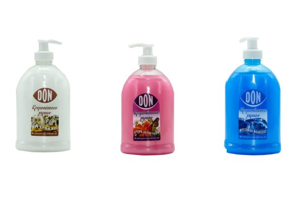 Κρεμοσάπουνο χεριών DON POL 500 ml