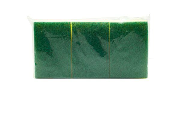 Σφουγγάρι Κουζίνας Γίγας 15x15 6ΤΕΜ