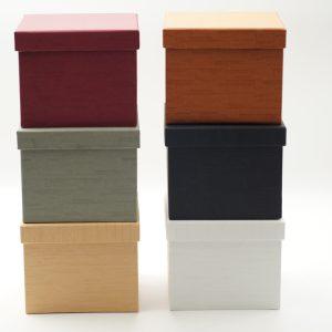 Κουτί Χάρτινο Κύβος 12.5×12.5×10.5