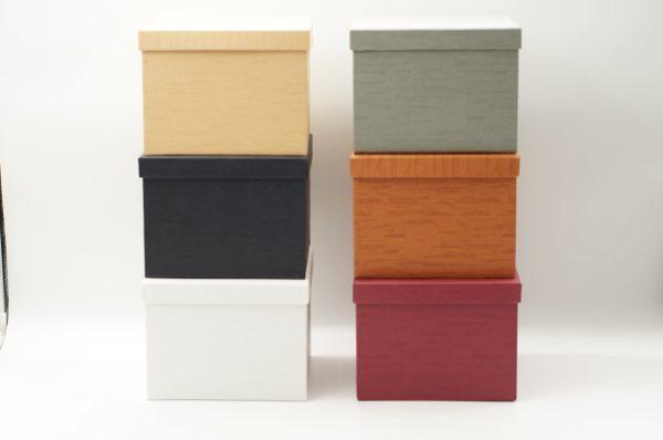 Κουτί Χάρτινο Κύβος 16.5x16.5x12.5