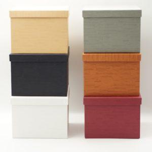 Κουτί Χάρτινο Κύβος 16.5×16.5×12.5