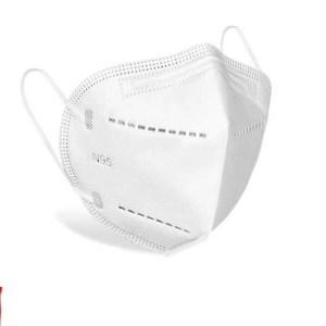 Μάσκα Προστασίας N95 FFP2 NR
