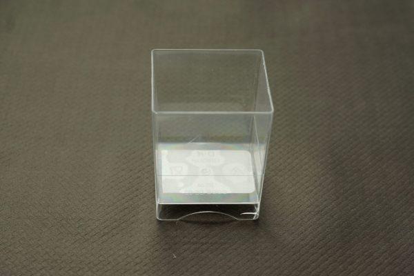 Μπώλ Τετράγωνο PET 85ml 30TEM
