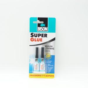Κόλλα Στιγμής Glue 3gr 1+1 ΔΩΡΟ
