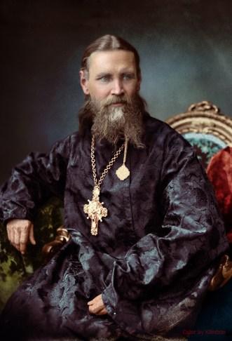 Святой праведный Иоанн Кронштадтский